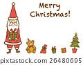 聖誕賀卡 26480695