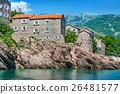 Island St. Stefan, Montenegro. Old village. 26481577
