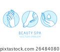 Vector set of logo design templates 26484080