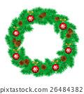 christmas, vector, white 26484382