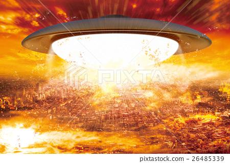 Invasion of UFO 26485339