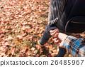 가을, 데이트, 커플 26485967