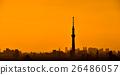 晴空塔 建筑 建筑群 26486057