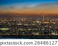 晴空塔 城市风光 东京 26486127