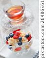 parfait and tea 26486561