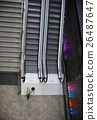 escalator and staircase 26487647