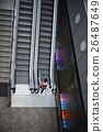 escalator and staircase 26487649