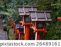 Kurama Temple in autumn 26489161