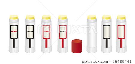 Glue stick _ No red cap White label 26489441