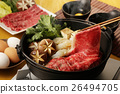 壽喜燒 吃 飲食 26494705