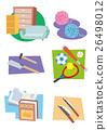 包裝帶 圖標 Icon 26498012