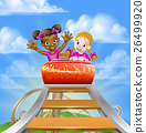Fun Roller Coaster Kids 26499920