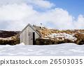 Tiny hut in Iceland 26503035