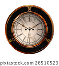 Ancient clock vector 26510523