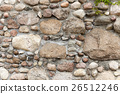 part of a stone wall 26512246