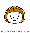 face, facial, expression 26514174