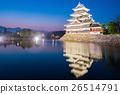 Matsumoto castle (Matsumoto-jo) historic landmark 26514791