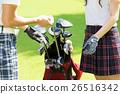 golf, golfing, club 26516342