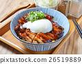 Teriyaki chicken rice bowl  26519889
