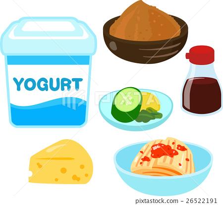 乳酸菌 食品 食物 26522191