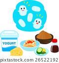 乳酸菌 食品 食物 26522192