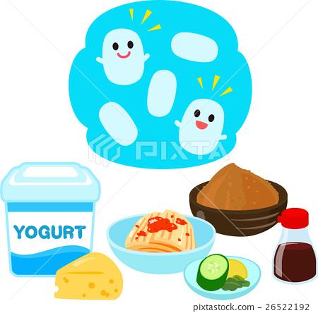 lactobacillus, food item, foodstuff 26522192