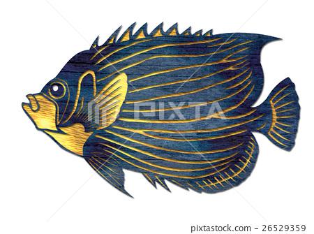 물고기 일러스트 26529359