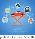 Car Service Concept 26532004