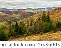 mountain, landscape, forest 26536005