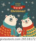 christmas, vector, polar 26538172