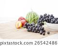 summer fruits  26542486