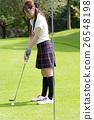 골프 클럽, 골프장, 그린 26548198