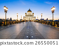 Cathedral of Christ the Savior in illumination 26550051