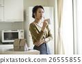 女性 吞咽 喝酒 26555855