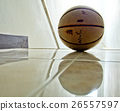 Old basketball 26557597
