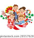 新年 装饰 新春 26557628