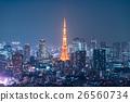 Night view of Tokyo 26560734