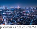 東京夜景 26560754