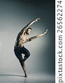 Young and stylish modern ballet dancer 26562274