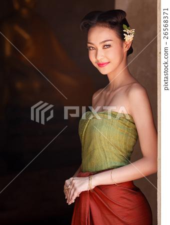 Beautiful Thai girls 26568371