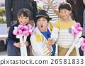 拍紀念照 活報劇 街頭表演藝人 26581833