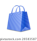 Shopping paper bag 26583587