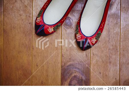 韓國傳統服裝鞋 26585443