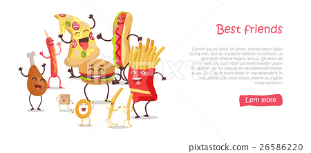 Best Friends, Food Banner 26586220