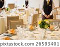 婚礼 接待 欢迎宴会 26593401