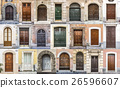 doors, architectural, house 26596607