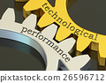 Technological Performance concept 26596712