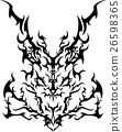 vector, vectors, dragon 26598365