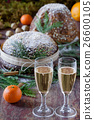 Champagne And Panettone 26600105