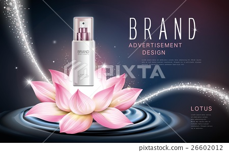 lotus cosmetic product 26602012